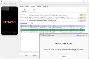 Mengatasi Redmi Note 9 ( Merlin ) Mati Total / Brick Sampai Hidup Kembali