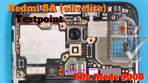 Clear Hapus Mi Cloud Dan FRP Redmi 8A Pro a.k.a OliveWood Khusus Garansi TAM / Resmi