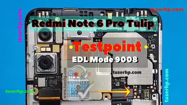 Clear Hapus Mi Cloud Dan FRP Mi Note 6 / Pro a.k.a Tulip Garansi TAM / Resmi